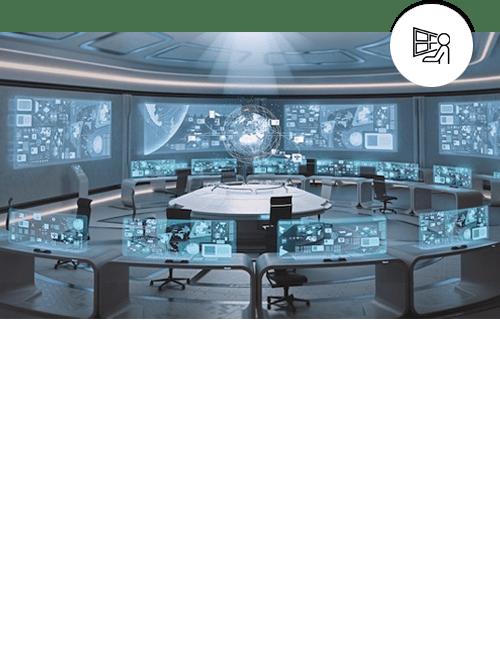 Virtual Emergency Operation Centre