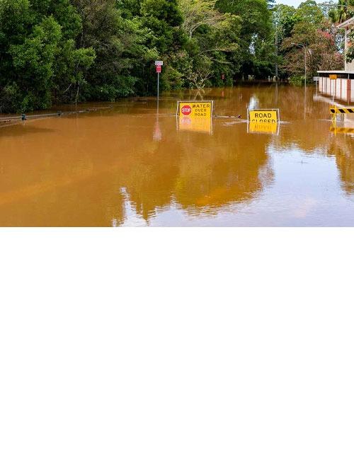 Flood Response microsimulation