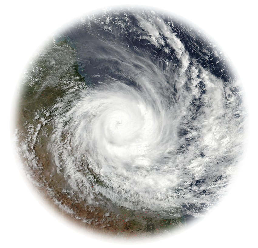 Hurricane response planning